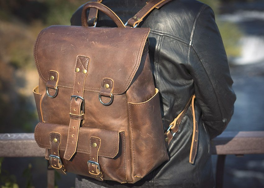 Marlondo-Leather-Brown-Leather-Backpack-029