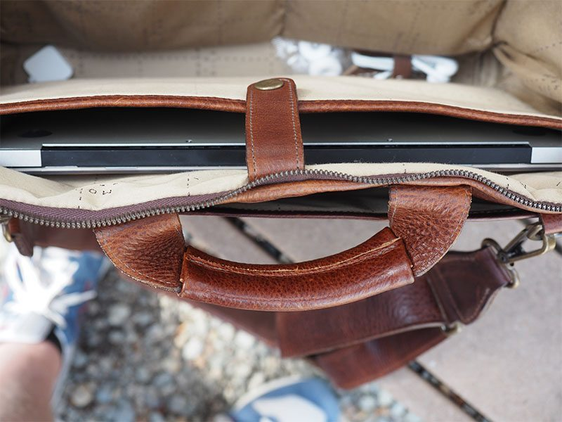 Moore and Giles Canady Haversack 7