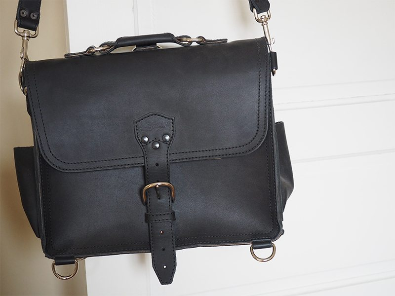 Saddleback Large Satchel 1
