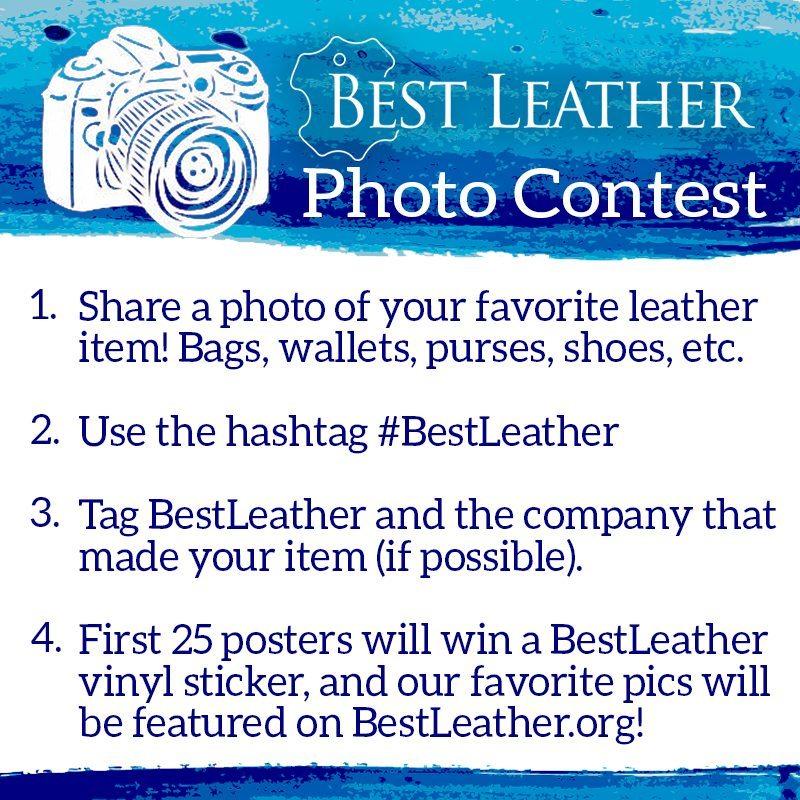 BestLeather Photo Contest