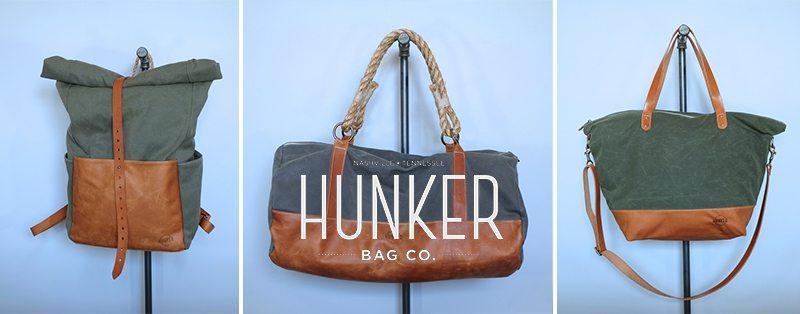 Hunker Bag Co Cover