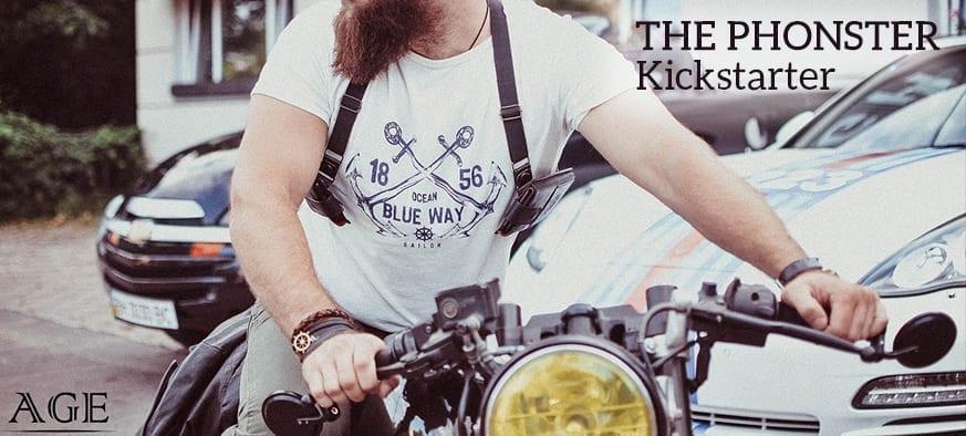 Phonster Kickstarter