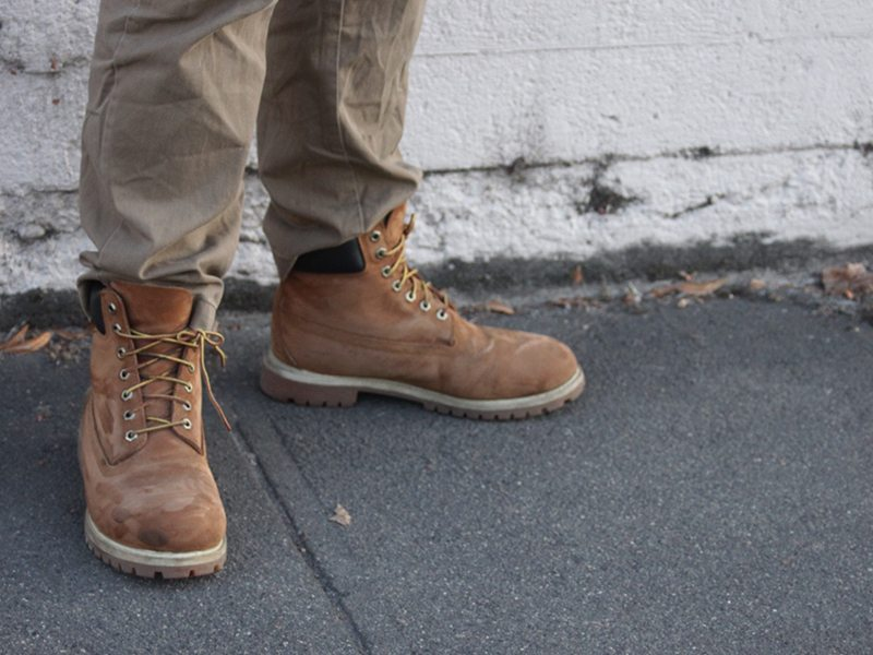 Timberland Mens Boots 10