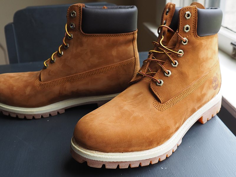 173a0d3de677 Timberland Men s 6-inch Premium Waterproof Boots Review -  190 ...