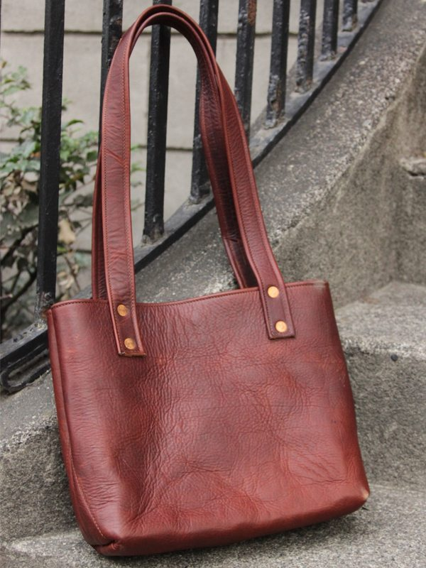 Conestoga Leather Amia Tote 7