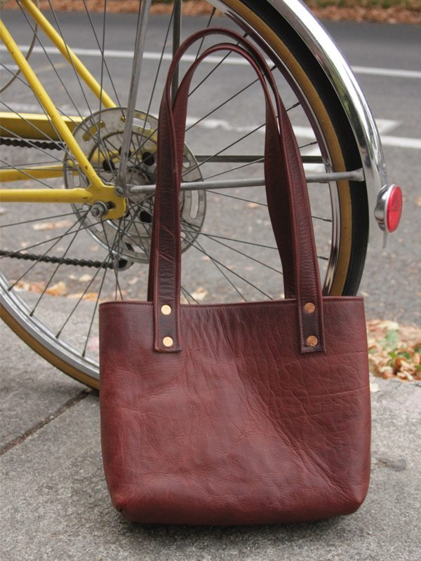 Conestoga Leather Amia Tote 9