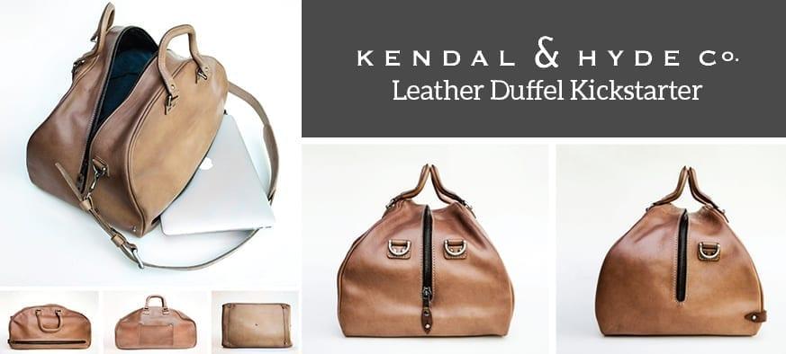 KEndall and Hyde Kickstarter