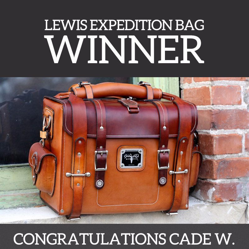 Lewis Expedition BAg Winner