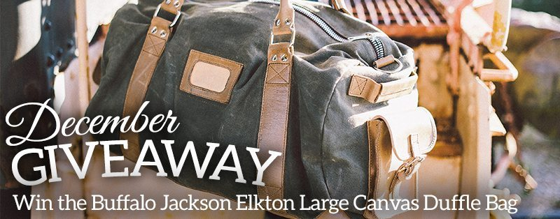Buffal Jackson Giveaway Cover