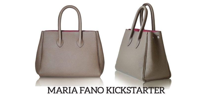 Maria Fano Kickstarter