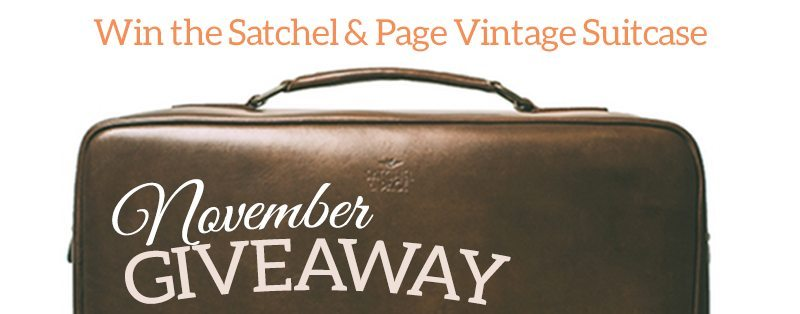 Satchel and Page Giveaway Cover
