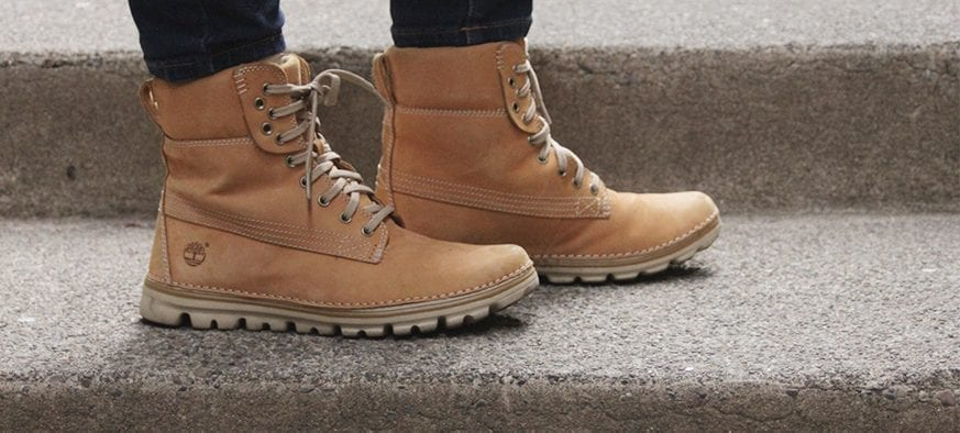 Timberland Brookton Boots Cover