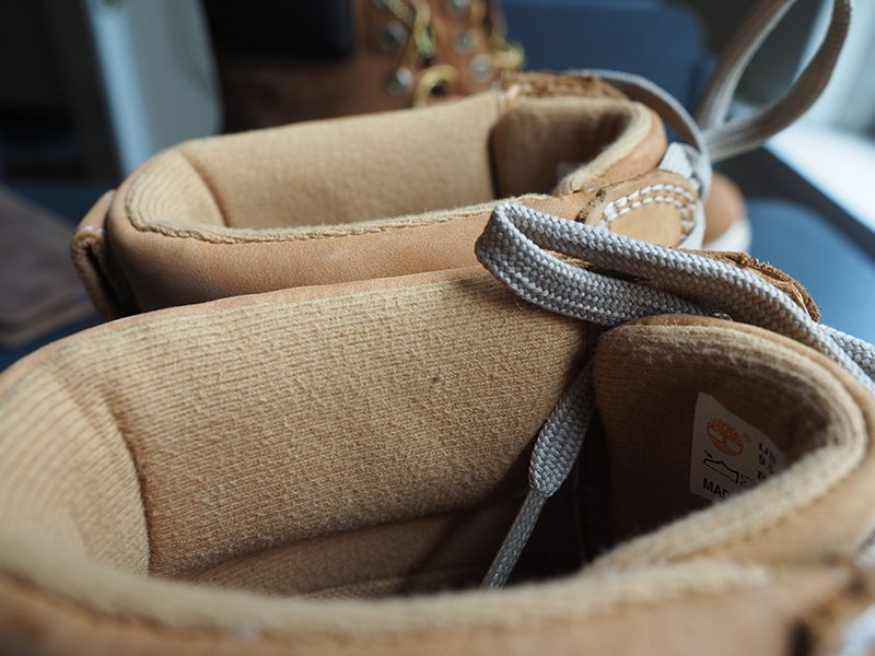 Botas De Cuero Marrón De La Mujer Timberland AGFdQQcVF6