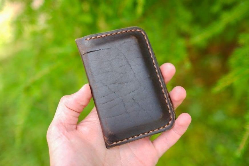 turek-leather-works-front-pocket-wallet-review - 7