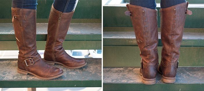 645be7860 Timberland Women's Savin Hill Tall Boots Review - $240 - BestLeather.org