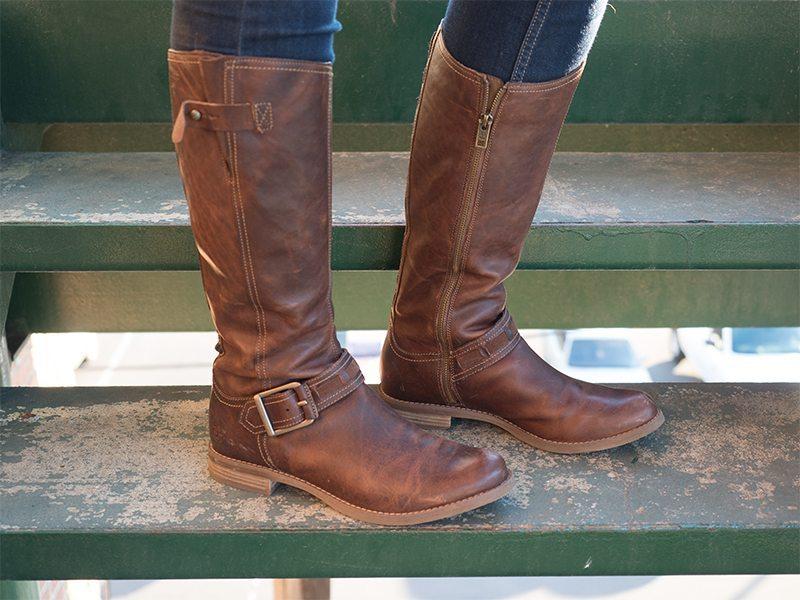 Timberland Savin Hill Tall Boots 1
