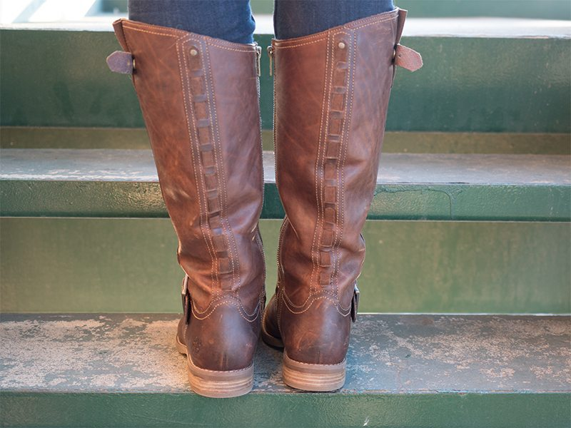 c5fb03ee7e7b Timberland Women s Savin Hill Tall Boots Review -  240 - BestLeather.org