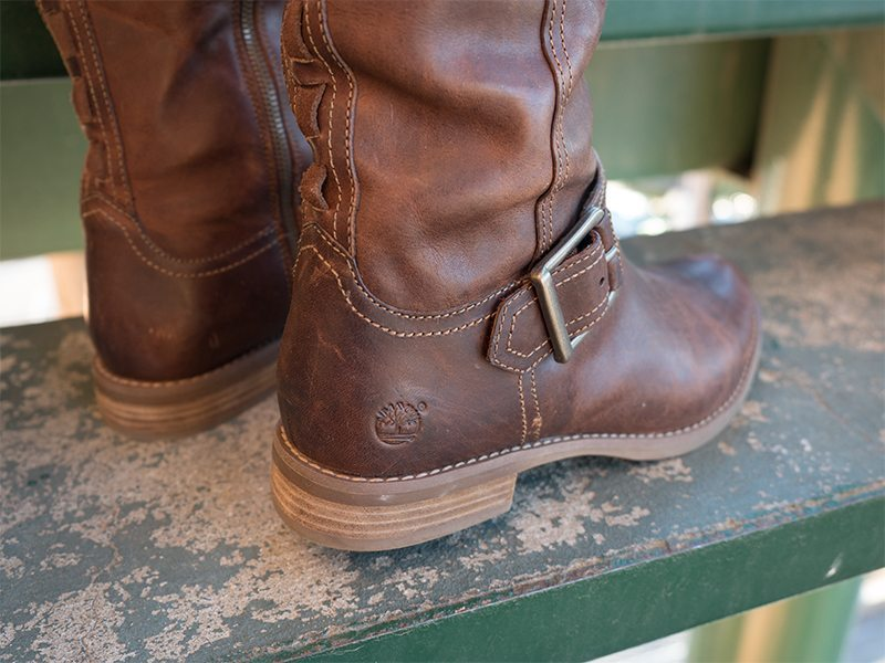 Timberland Savin Hill Tall Boots 5