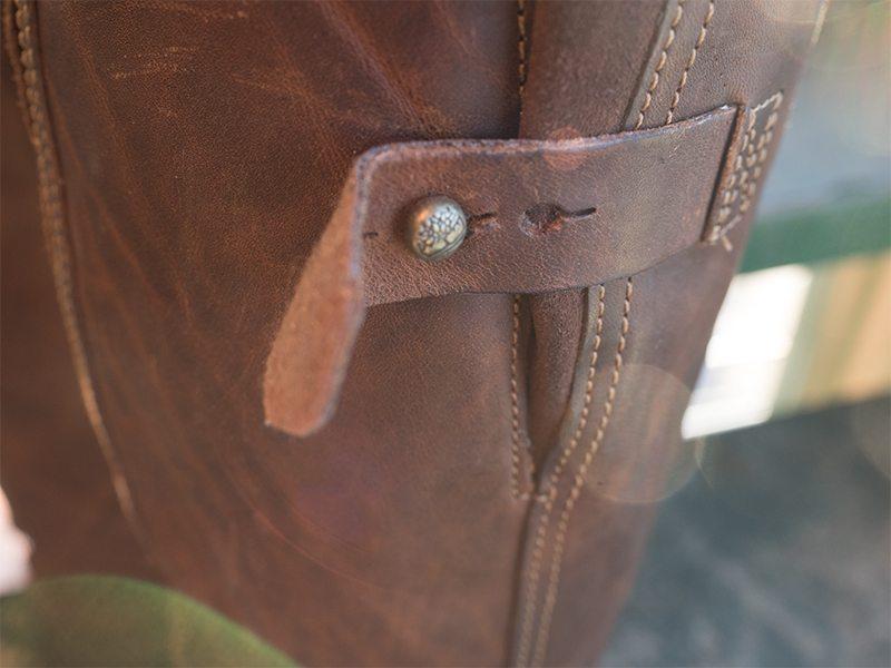 Timberland Savin Hill Tall Boots 6