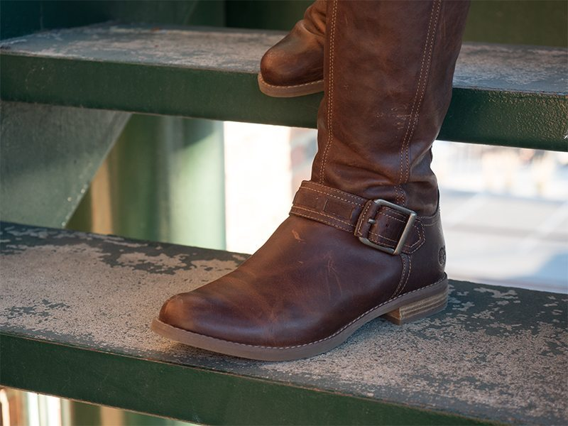 Timberland Savin Hill Tall Boots 9