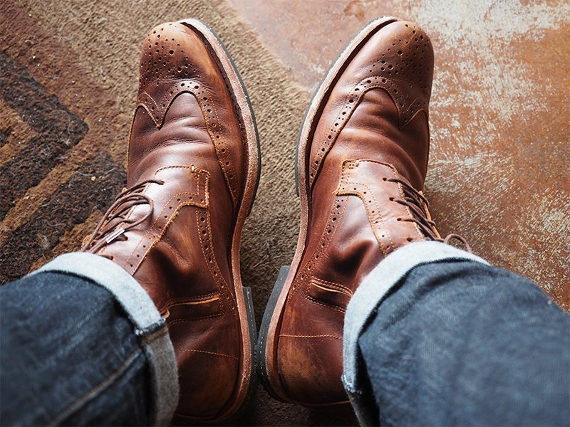 275c12cf63ee62 Timberland Boot Company Men s Wodehouse Wing Boots -  300 ...