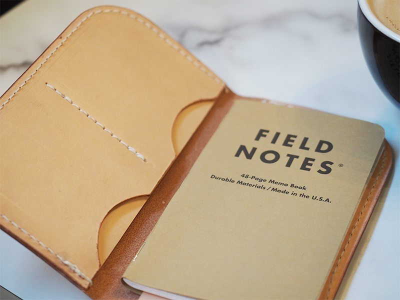 Byline Supply Field Notes 3