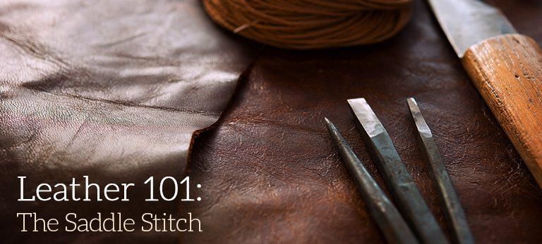 Saddle Stitch Cover
