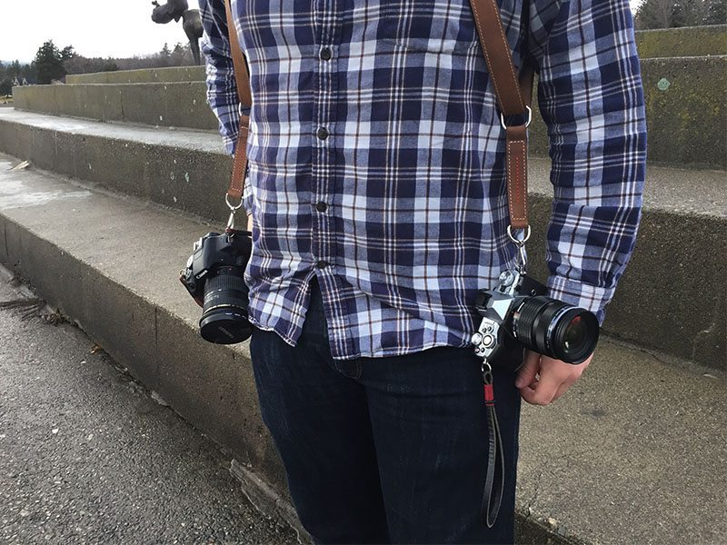 74Streetbags Camera strap2