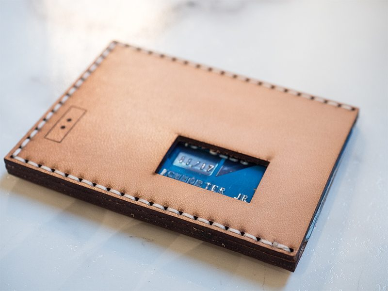 Deceptively Simple Wallet 2