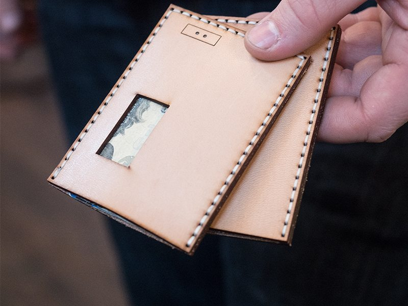 Deceptively Simple Wallet 5