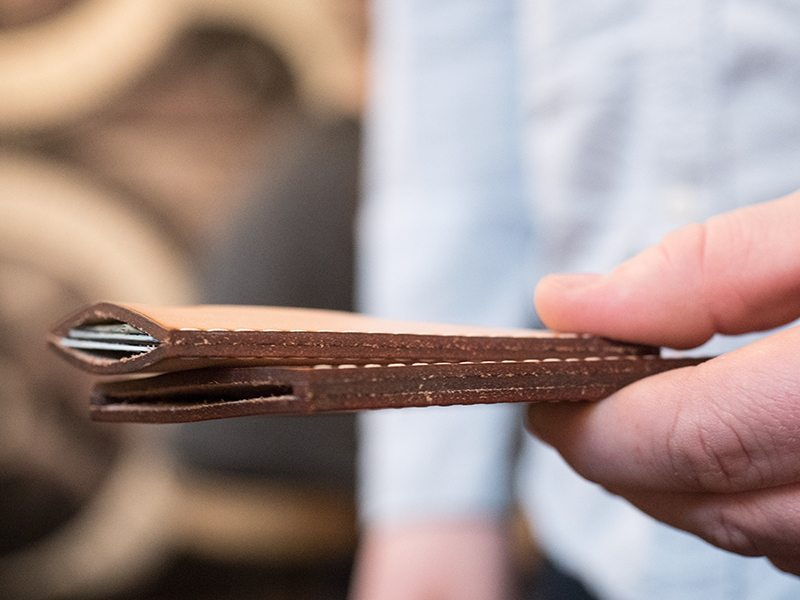 Deceptively Simple Wallet 6