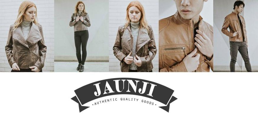 Jaunji Jacket Kickstarter
