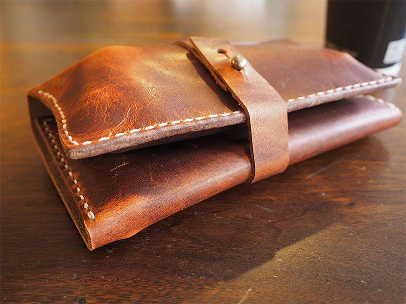 Range leather Sanford 3