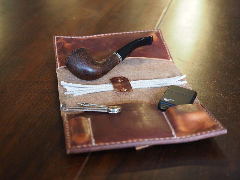Range leather Sanford 5