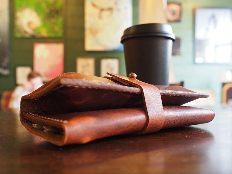 Range leather Sanford 8