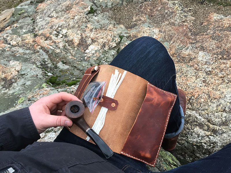 Range leather Sanford 9