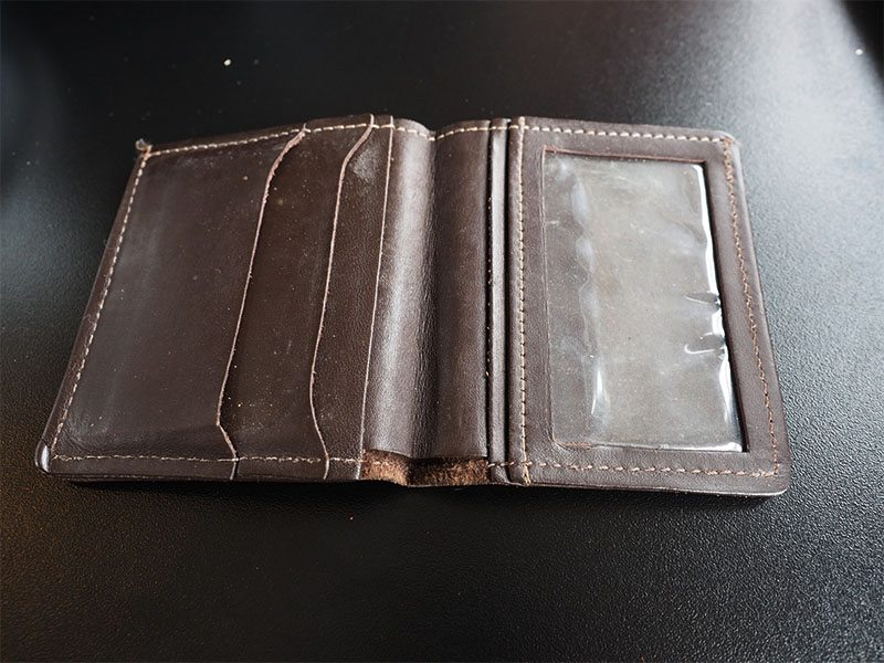 North Star Leather Wallet3