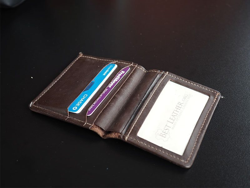 North Star Leather Wallet5
