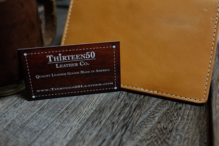 thirteen50-leather-whiskey-traveler-wallet-review - 15