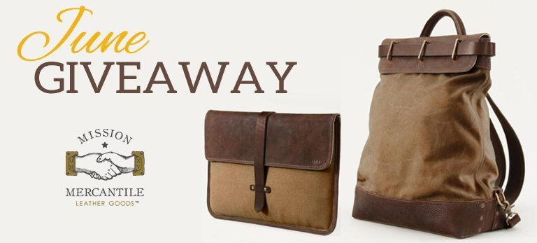 Mission Mercantile Giveaway Cover