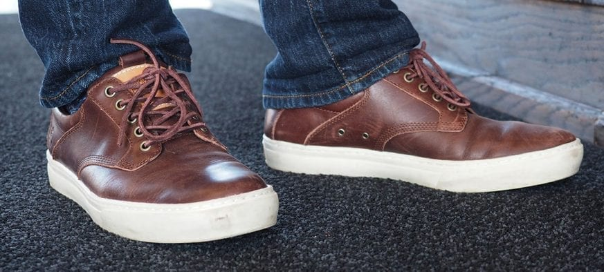 Timberland Cover