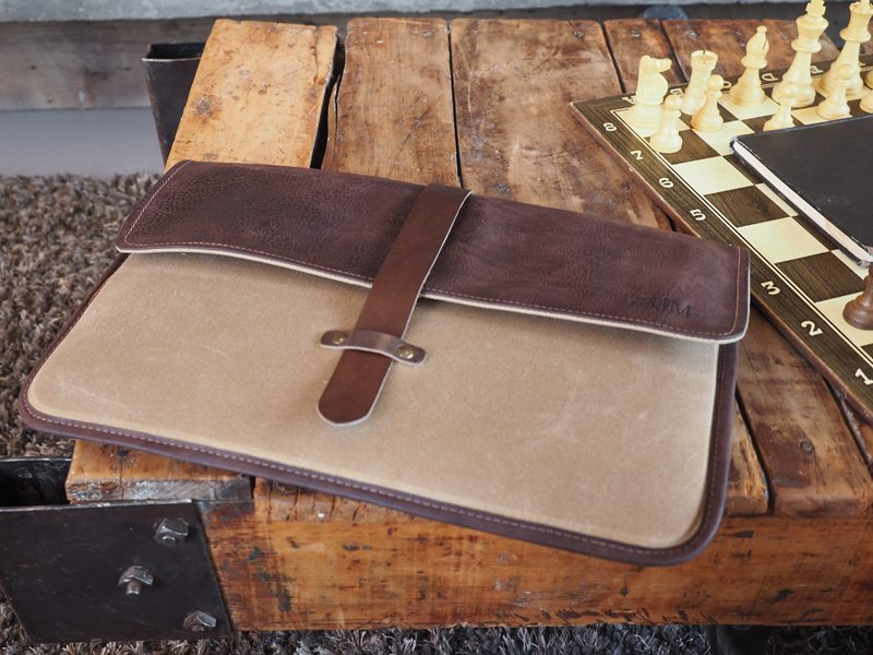 Mission Mercantile Laptop Sleeve 1