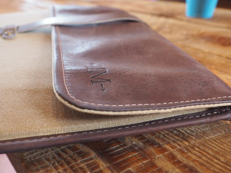 Mission Mercantile Laptop Sleeve 2