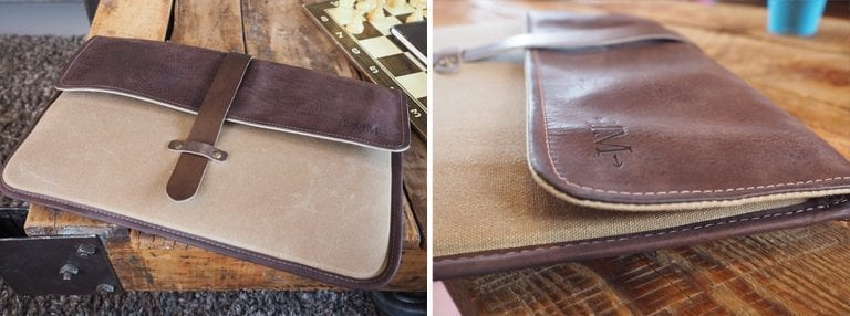 Mission Mercantile Laptop Sleeve Cover