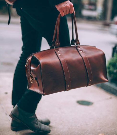 0bcb8845b284 Speakeasy Leather Co. Launches New Line of Bags on Kickstarter ...