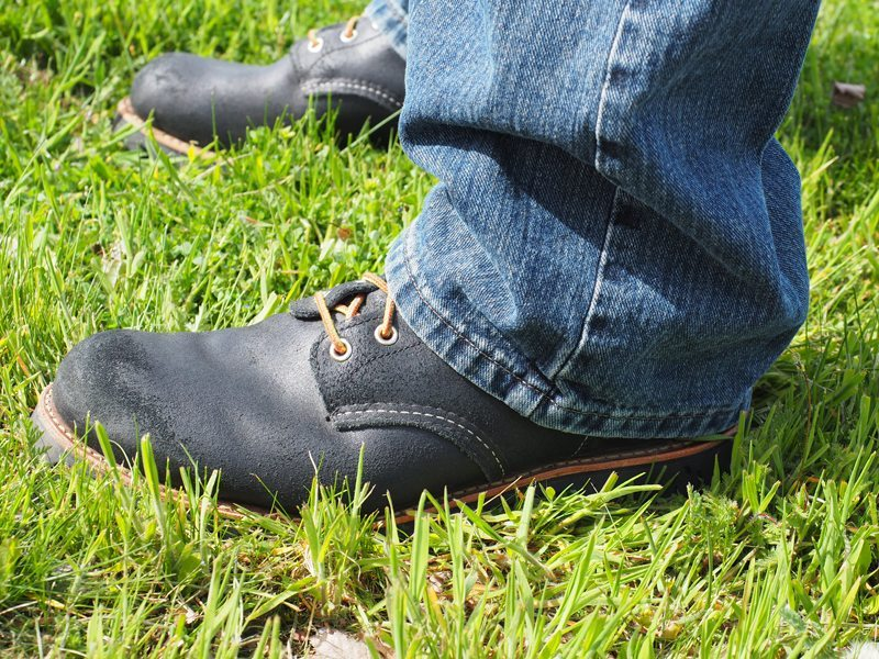 Red Wing Boots 4