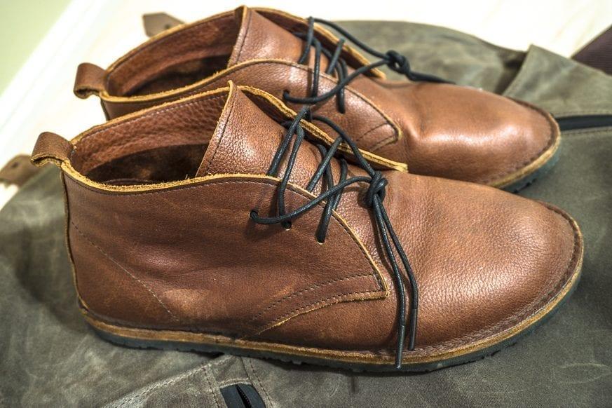 Soft Star Hawthorne Chukka Boots Review $190 BestLeather.org DSC00980