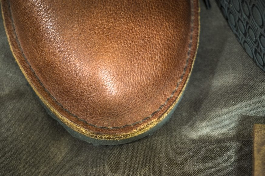 Soft Star Hawthorne Chukka Boots Review $190 BestLeather.org DSC00988