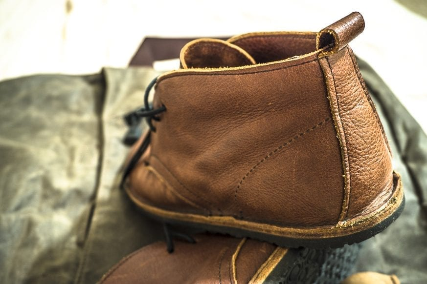 Soft Star Hawthorne Chukka Boots Review $190 BestLeather.org DSC00994