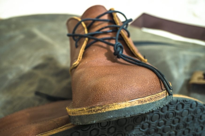 Soft Star Hawthorne Chukka Boots Review $190 BestLeather.org DSC00999